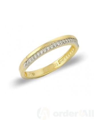 Χρυσα Δαχτυλιδια Γυναικεια MyDazzling  365dbd2b98b