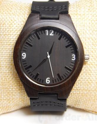 Ξύλινο ρολόι χειρός dz-14816 Mydazzling, Order4all
