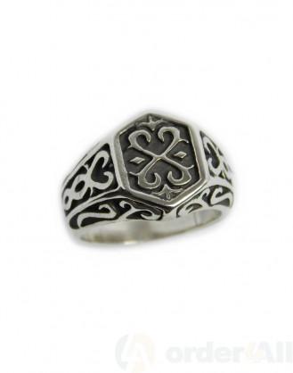 Ανδρικο Δαχτυλιδι Ρουστικ : dz-14783 | Order4all, Mydazzling