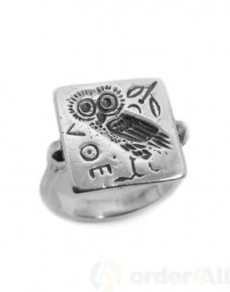 Ανδρικο Δαχτυλιδι Ρουστικ : dz-14784 | Order4all, Mydazzling